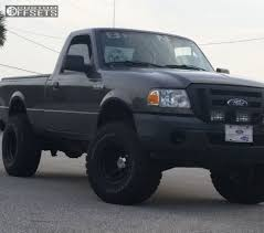 ford ranger with a lift kit 2010 ford ranger cragar d window leveling kit lift