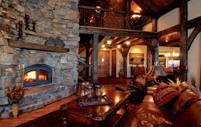 rustic home interior designs decor vectronstudios with rustic cottage interior design 6 image 4