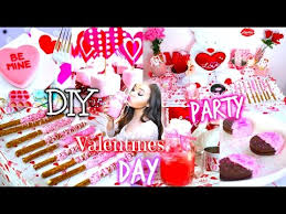 Valentine S Day Themed Party Decorating Ideas by Diy Valentines Day Party Diy Treats Decorations More
