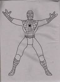 spiderfan org comics spider man chinese coloring book colour