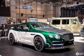 mansory bentley interior geneva 2015 mansory gt race