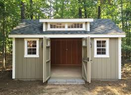 backyard shed blueprints shed plans our new amish built storage shed promises to solve our