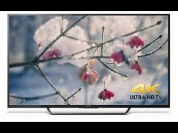 black friday 55 inch tv deals sony xbr55x810c 55 inch 4k ultra hd smart led tv black friday