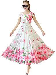 dress image livery women s georgette dress lt fk white white medium