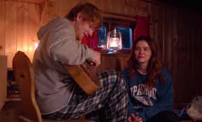 ed sheeran perfect video actress zoey deutch archives clevver