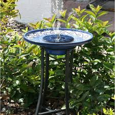 Solar Lights For Ponds by Amazon Com Cute Solar Powered Bird Bath Fountain Pump Free