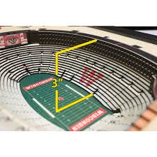 wisconsin badgers ncaa camp randall stadium 3d wall art camp randall stadium inside height