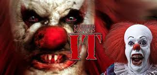 Halloween Film Remake by Pennywise Concept Art For Rejected Stephen King U0027s It Movie Pitch