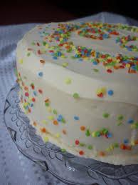funfetti birthday cake ever so sweet blog