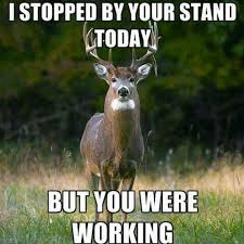 Funny Deer Memes - deer hunting memes to make you laugh cry and cringe before