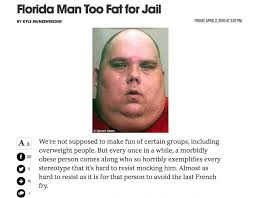 Florida Man Meme - the 50 most insane florida news headlines of all time