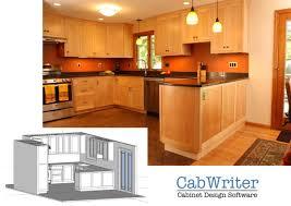 kitchen cabinet design software affordable powerful cabinet design software woodshop news