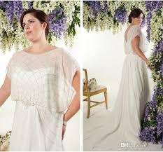 blouson wedding dress discount 2015 stunning blouson beaded chiffon bling plus size