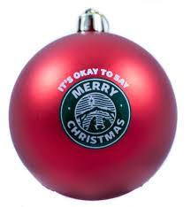 Okay Merry It S Okay To Say Merry Ornament Say Merry