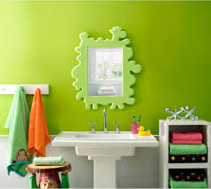cool green bathroom paint color with unique mirror also pedestal cool green bathroom paint color with unique mirror also pedestal sink