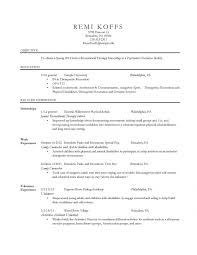recreation cover letter week 3 horticultural therapy a