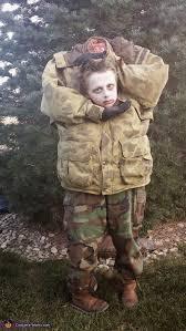 Boys Military Halloween Costumes Headless Guy Costume 10 Logan Costumes