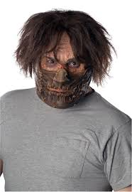 Texas Chainsaw Halloween Costumes Leatherface Mask