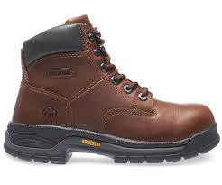 womens work boots harrison 6 work boot brown wolverine