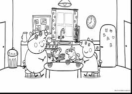 brilliant peppa pig coloring with peppa pig coloring pages
