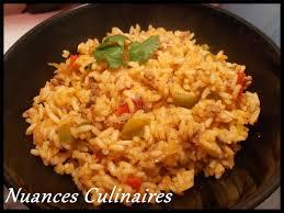 cuisiner riz riz cuisiné nuances culinaires