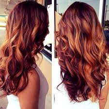 best summer highlights for auburn hair rocking hair colors summer hair coloring and hair style