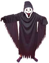 Scream Halloween Costume Kids Trick Treat Halloween Safety Tips Fancy Dress Costumes Uk
