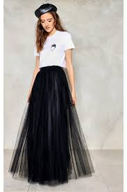 maxi skirt tulle for you maxi skirt shop clothes at gal