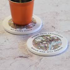 Unique Coasters Unique Home Accessories Homeware And Decor Drinks Coasters Pushka