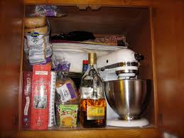 Kitchen Cupboard Organizers Ideas How To Organize Deep Shelves Ask Anna