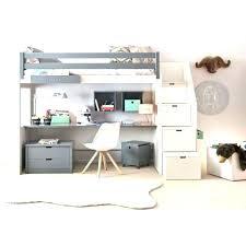 bureau superposé lit superpose tiroir lit superpose escalier avec rangement lit