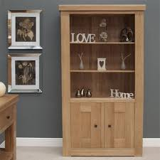 Contemporary Oak Bookcase Solid Oak Bookcase Modern Oak Bookcases Modern Oak Furniture