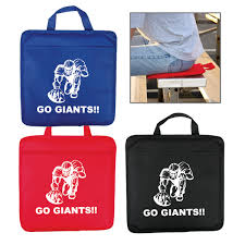 custom stadium cushions usimprints