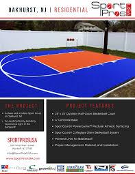 residential projects sportprosusa