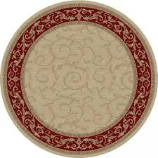 Round Throw Rugs by Contemporary Round Area Rugs Office Bargain 21 Manual 09