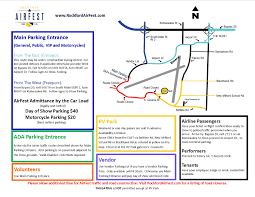 Chicago O Hare Parking Map by Parking Directions Rockford Airfest Chicago Rockford