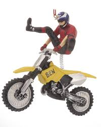 motocross racer personalized ornament