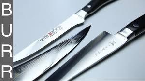 japanese vs western shun vs tojiro vs wusthof boning knives