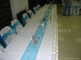 tulle table runner tulle table decorations ed ex me