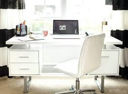 Home Office Desks White Feminine Office Chair Feminine Home Office White Desk White Chair