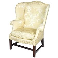 Wing Back Chair Design Ideas Small Hepplewhite Inlaid Mahogany Wing Chair Philadelphia Israel