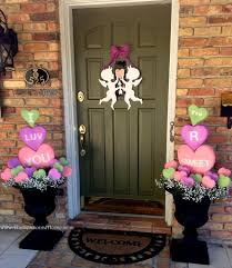 outdoor valentine decoration ideas ecormin com
