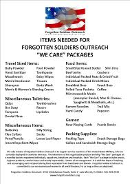 send care packages if you are able to there are several
