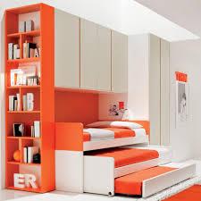Modern Kids Bedroom Furniture by Charming Modern Bedroom Furniture For Kids With White Paint Walls