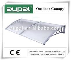 Aluminum Awning Kits Spa Canopy Spa Canopy Suppliers And Manufacturers At Alibaba Com