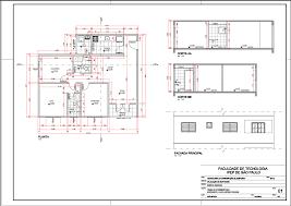 Draftsight Floor Plan by Roberta Vendramini Arquiteta