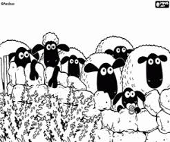 image result flock sheep colouring pages colouring
