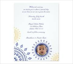 Muslim Invitation Wording 38 Naming Ceremony Invitations U2013 Free Psd Pdf Format Download