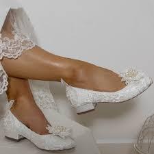 ballerine blanche mariage ballerines de mariée avec petit talon chaussures