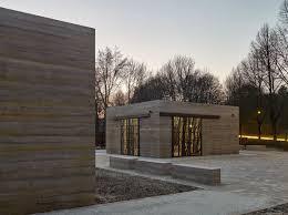 architektur bielefeld bildergalerie zu max dudlers pavillon aus stfbeton zwillinge